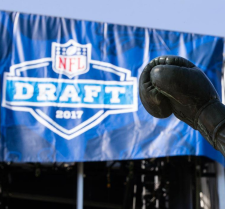 Conscripted by the NFL Draft